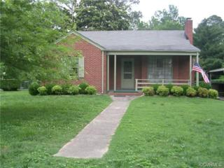 14605  Central Avenue  , Chester, VA 23836 (MLS #1415866) :: Exit First Realty