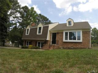 4619  Otterdale Road  , Moseley, VA 23120 (MLS #1418100) :: Exit First Realty
