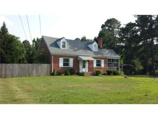 4215  Bellbrook Drive  , Chesterfield, VA 23237 (MLS #1418732) :: Exit First Realty