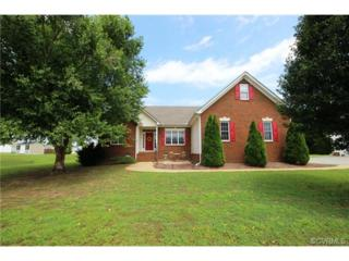 7002  Elon Oaks Lane  , Mechanicsville, VA 23111 (MLS #1420167) :: Exit First Realty