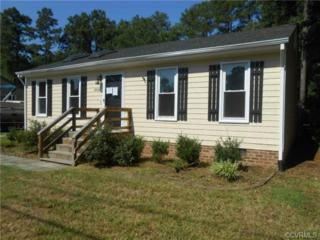 8606  Firethorne Lane  , North Chesterfield, VA 23237 (MLS #1421173) :: Exit First Realty