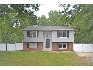 9300  Bent Wood Lane  , Chesterfield, VA 23237 (MLS #1421304) :: Exit First Realty