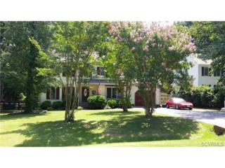 1119  Westcreek Drive  , North Chesterfield, VA 23236 (MLS #1421720) :: Exit First Realty
