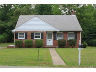 1303  Southam Drive  , North Chesterfield, VA 23235 (MLS #1421723) :: Exit First Realty