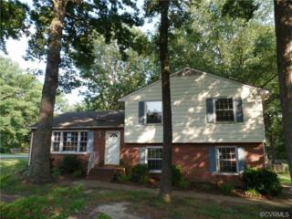 6801  Ghent Circle  , Chesterfield, VA 23832 (MLS #1421800) :: Exit First Realty