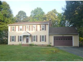6912  Laughton Drive  , Chesterfield, VA 23832 (MLS #1421820) :: Exit First Realty
