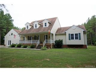 6005  Community House Road  , Columbia, VA 23038 (MLS #1423190) :: Exit First Realty