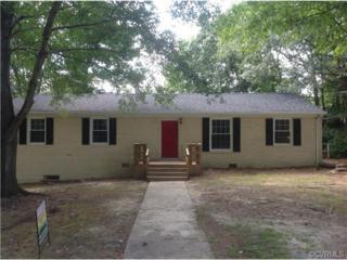 6708  Dogwood Drive  , New Kent, VA 23141 (MLS #1423318) :: Exit First Realty