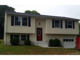 6519  Watchlight Road  , Chesterfield, VA 23234 (MLS #1423322) :: Exit First Realty