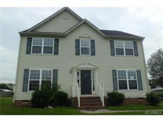 3209  Glenwood Ridge Drive  , Henrico, VA 23223 (MLS #1423955) :: Exit First Realty