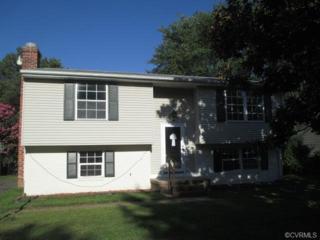 6525  Brookshire Drive  , Richmond, VA 23234 (MLS #1424394) :: Exit First Realty
