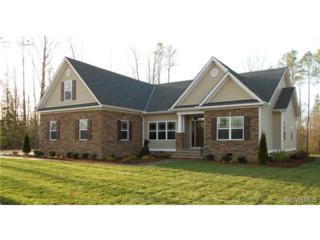 7028  Hill Meadows Court  , Mechanicsville, VA 23116 (MLS #1424502) :: Exit First Realty