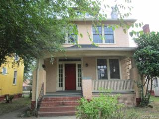 2815  Garland Avenue  , Richmond, VA 23222 (MLS #1424520) :: Exit First Realty