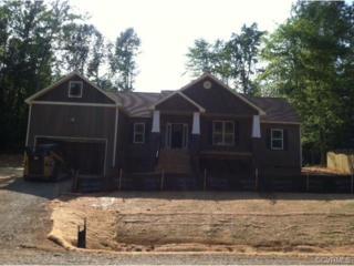 6010  Deerpath Drive  , New Kent, VA 23124 (MLS #1424566) :: Exit First Realty