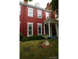 2512 E Grace Street  , Richmond, VA 23223 (MLS #1424720) :: Exit First Realty