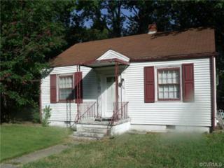 1065  8th Street  , Petersburg, VA 23803 (MLS #1424736) :: Exit First Realty