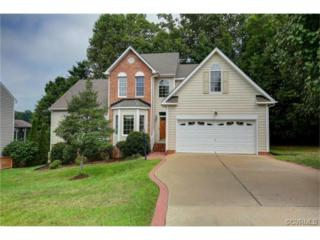 8802  Killarney Court  , Chesterfield, VA 23832 (MLS #1425007) :: Exit First Realty