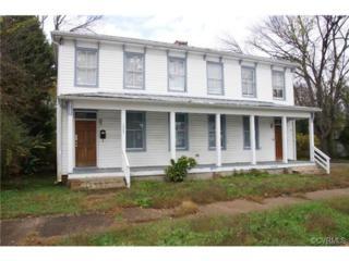 1203 W High Street  , Petersburg, VA 22803 (MLS #1425301) :: Exit First Realty