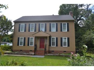5723  Ridgewood Drive  , New Kent, VA 23124 (MLS #1426029) :: Exit First Realty