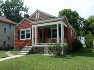218 W 33rd Street  , Richmond, VA 23225 (MLS #1426080) :: Exit First Realty
