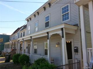 1305 W Leigh Street  , Richmond, VA 23220 (MLS #1426266) :: Exit First Realty