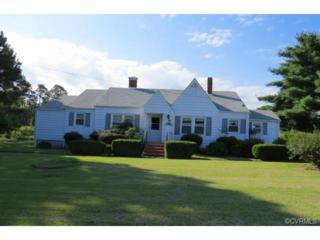 8011  River Road  , South Chesterfield, VA 23803 (MLS #1426365) :: Exit First Realty