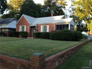 15 E 35th Street  , Richmond, VA 23224 (MLS #1426394) :: Exit First Realty