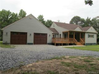 5901A  Old Buckingham Road  , Powhatan, VA 23139 (MLS #1426407) :: Exit First Realty