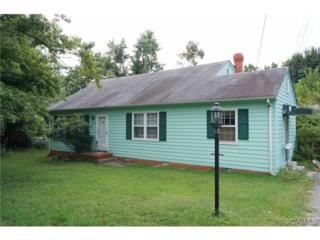 2207  Raymond Avenue  , Henrico, VA 23228 (MLS #1426444) :: Exit First Realty