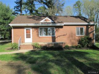 7501  Hopkins Road  , North Chesterfield, VA 23237 (MLS #1426703) :: Exit First Realty