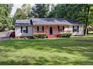 9911  Talleysville Road  , New Kent, VA 23124 (MLS #1427117) :: Exit First Realty