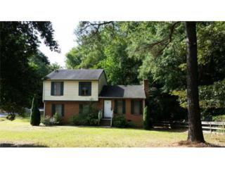 4101  Grantlake Road  , Richmond, VA 23234 (MLS #1427673) :: Exit First Realty