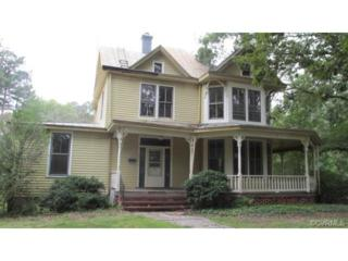 900  Brunswick Avenue  , Blackstone, VA 23824 (MLS #1428012) :: Richmond Realty Professionals