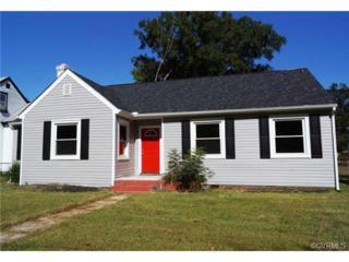 616  Pensacola Avenue  , Richmond, VA 23222 (MLS #1428171) :: Exit First Realty