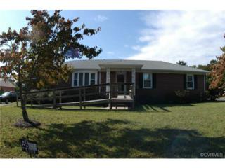 7403  General Drive  , Mechanicsville, VA 23111 (MLS #1428279) :: Exit First Realty