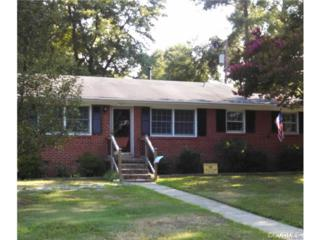 9409  Huron Avenue  , Henrico, VA 23294 (MLS #1428308) :: Exit First Realty