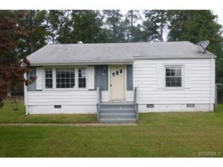 4812  Arundel Avenue  , North Chesterfield, VA 23234 (MLS #1428485) :: Exit First Realty