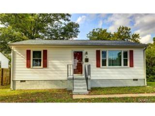 10  S Ivy Avenue  , Highland Springs, VA 23075 (MLS #1428540) :: The Gits Group - Keller Williams Realty