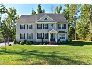 5885  Deerlake  , New Kent, VA 23124 (MLS #1428733) :: Exit First Realty