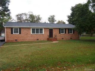 8074  Woodbridge Road  , Mechanicsville, VA 23111 (MLS #1428943) :: Exit First Realty