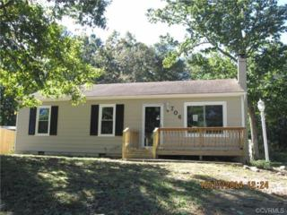 706  Cheyney Circle  , North Chesterfield, VA 23236 (MLS #1428955) :: Exit First Realty