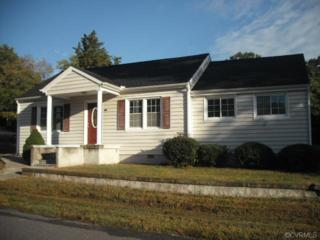 21511  Court Street  , South Chesterfield, VA 23803 (MLS #1429071) :: Exit First Realty