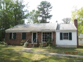 1026  Ruthers Road  , Richmond, VA 23235 (MLS #1429126) :: Exit First Realty