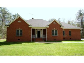 19238  Frog Level Road  , Ruther Glen, VA 22546 (MLS #1429200) :: Exit First Realty