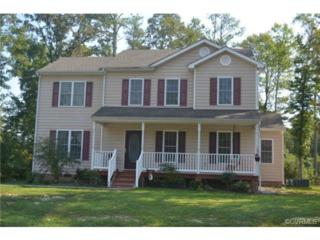 5899  Big Buck Court  , New Kent, VA 23124 (MLS #1429282) :: Exit First Realty