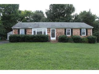 8003  Woodbridge Road  , Mechanicsville, VA 23111 (MLS #1429285) :: Exit First Realty