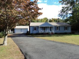 7300  Kim Shelly Court  , Mechanicsville, VA 23111 (MLS #1429330) :: Exit First Realty