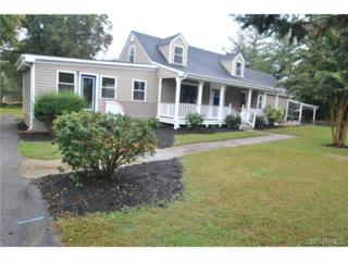 9917  Friend Avenue  , North Chesterfield, VA 23237 (MLS #1429349) :: Exit First Realty