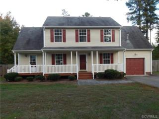 4019  Frye Terrace  , South Chesterfield, VA 23834 (MLS #1429372) :: Exit First Realty