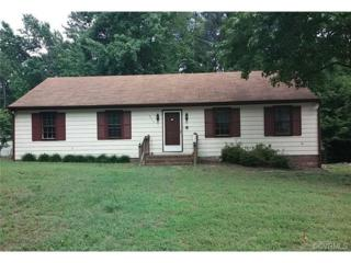 8218  Post Land Court  , Chesterfield, VA 23832 (MLS #1429421) :: Exit First Realty